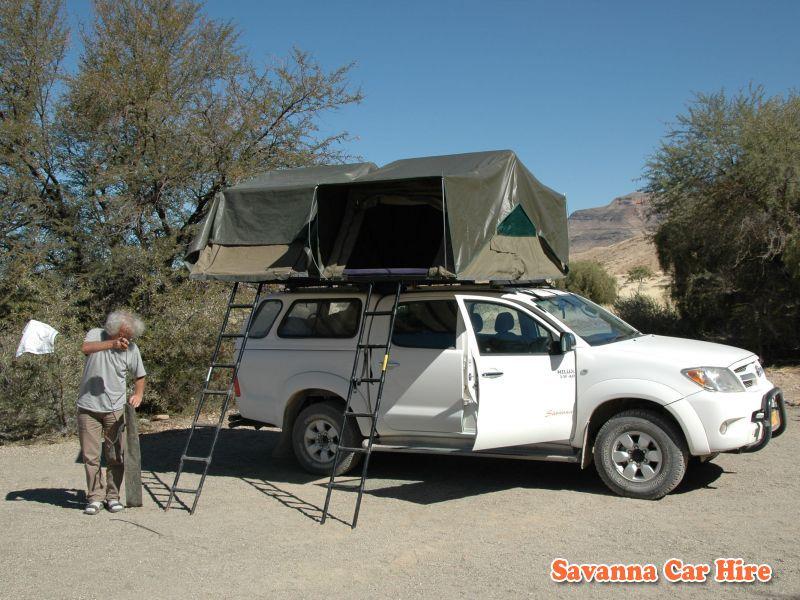 Car Rental Windhoek X