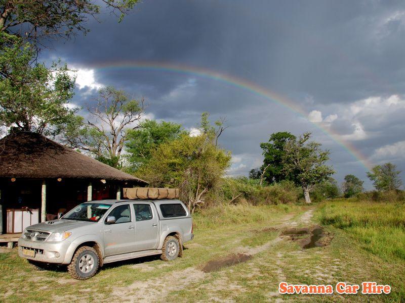 Camping Car Hire Namibia